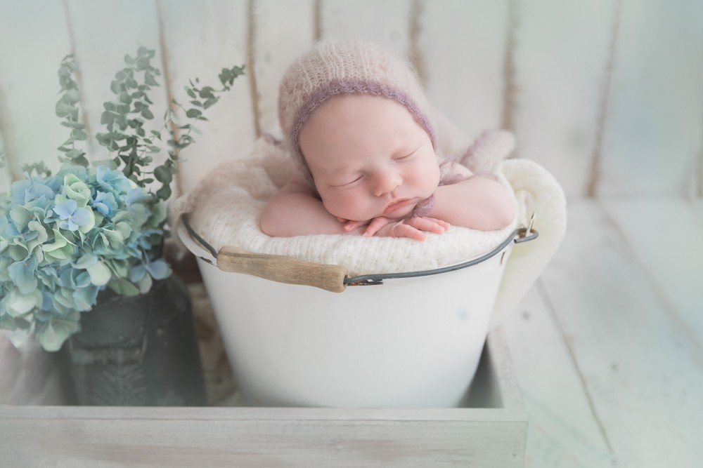Neugeborenenfotografie, Fotograf Stade